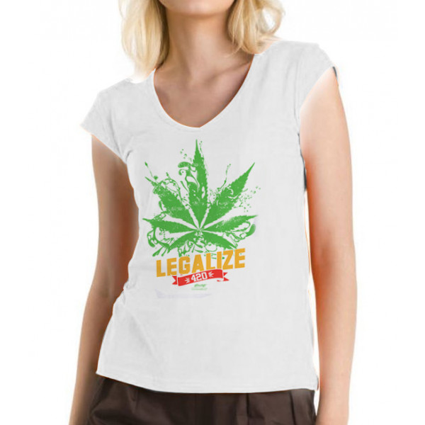 Legalize chica - GIRL