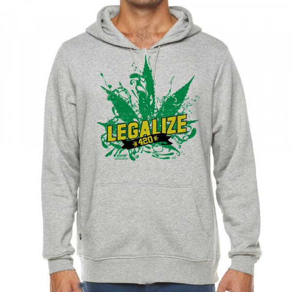 Legalize - HOODIES